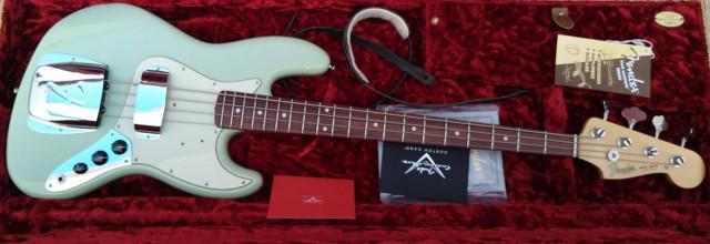 Fender Jazz Bass Custom Shop