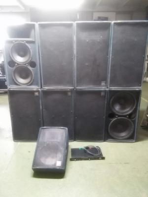Equipo HK Linear Pro 4800 wattios