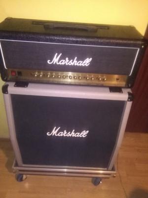 Marshall DSL100HR + Case