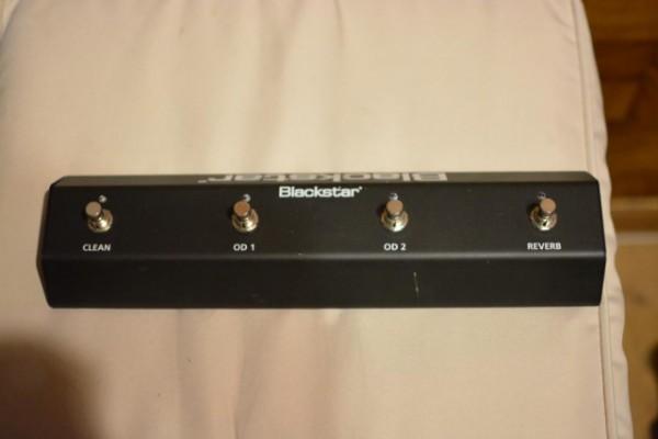 Pedal de control , Blackstar HT-60 o HT-100