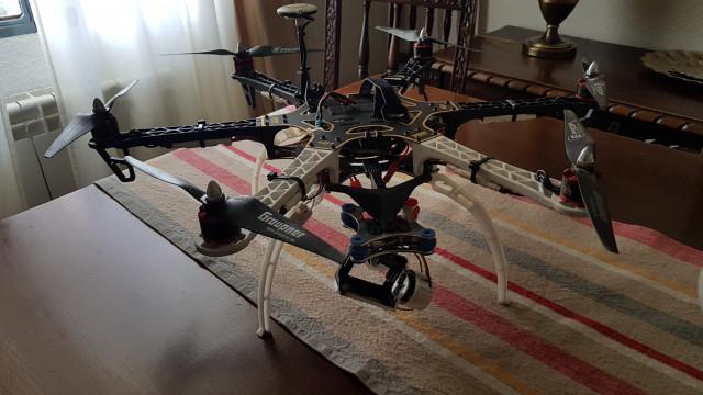 Dron por Strato MIM o Squier Classic Vibe