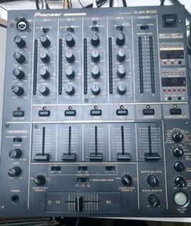 Mesa Pioneer DJM-600