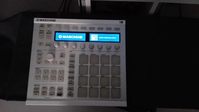 Maschine + Licencia 2.6.8