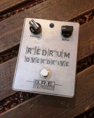Bad Resistor Electronics Redrum Overdrive