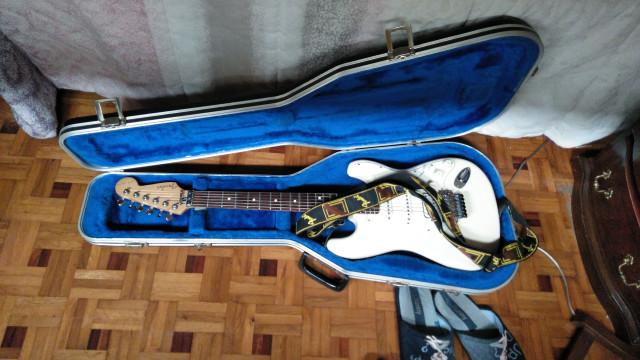 Fender stratocaster Richie Sambora MIM del 97