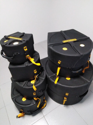 Set de fundas Hardcase para batería
