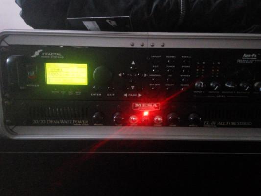 Etapa potencia Mesa Boogie 20/20
