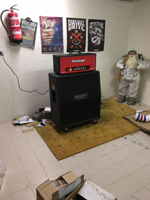Mesa Boogie 4x12 Oversized Cabinet