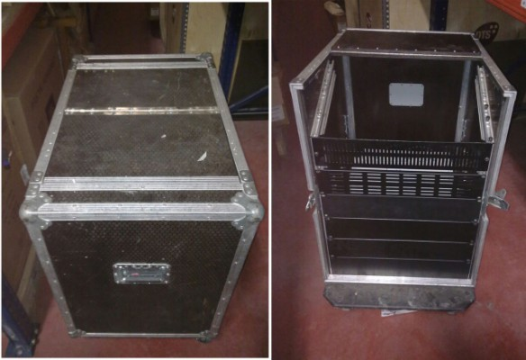 Flight case MS-704