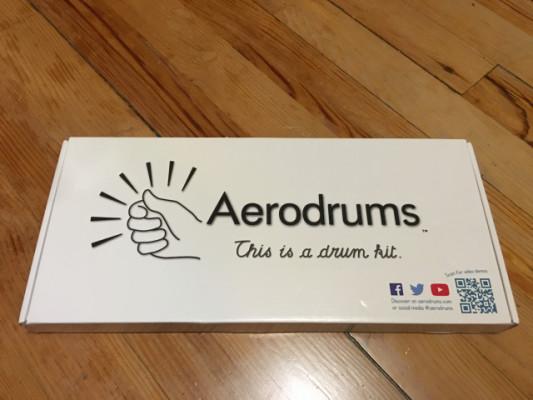 Aerodrums + cámara