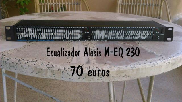 Ecualizador Alexis M-EQ 230