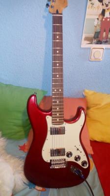 Fender stratocaster HH mexico