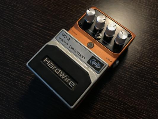 VENDIDO - Hardwire SC-2 Valve Distortion