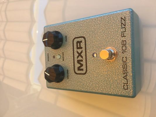 MXR M173 Silicon Fuzz Classic 108