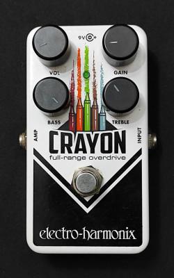 Reservado/ Electro Harmonix Crayon 69 envío incluido