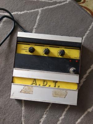 Vintage (1970's) Carlsbro ADT