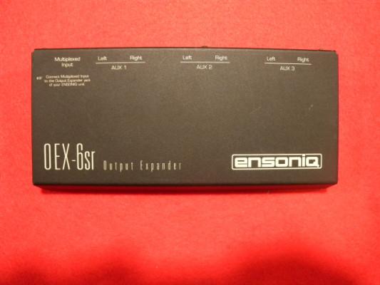 ENSONIQ OEX-6SR