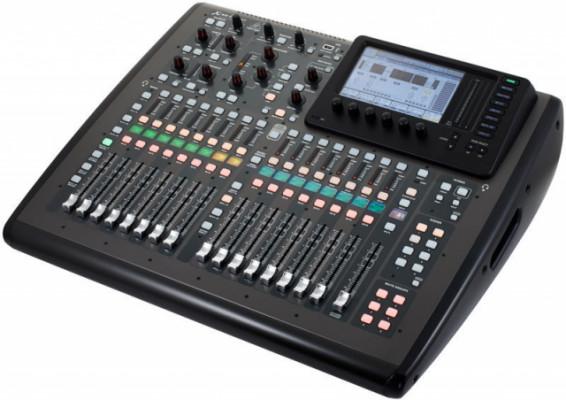 COMPRO BEHRINGER X32 COMPACT (Soundcraft Ui24R) o similares