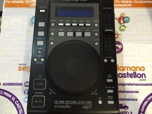 CDJ IMG STAGE LINE DJ70