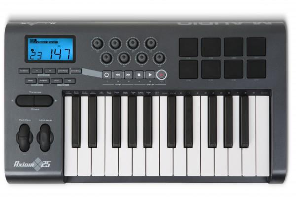 cambio teclado axiom 25 por algún otro juguete escucho ofertas
