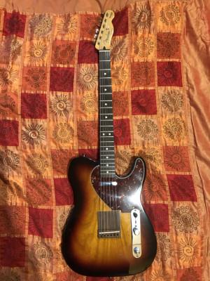 Fender telecaster Acoustasonic