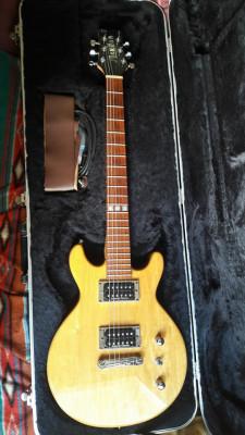 Jackson USA Scott Ian Anthrax Signature Guitar JJ1 Korina Natural