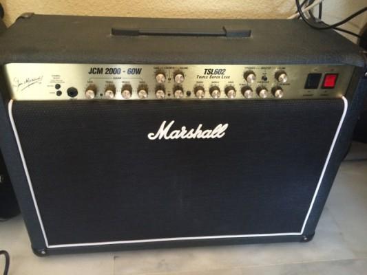 Marshall JCM2000 TSL 602