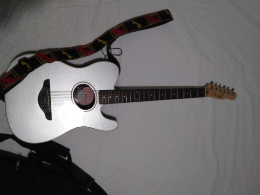 Cambio Fender Telecoustic