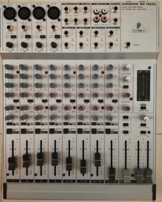 Mesa mezclas 16 canales BEHRINGER MX1604A