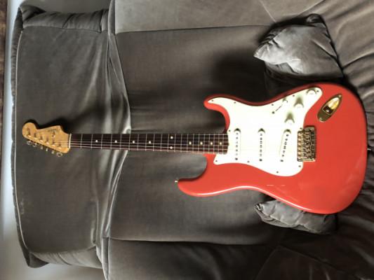 Fender strat custom 60 año2001