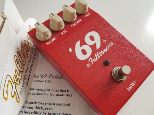 Fulltone 69 fuzz Original MK1
