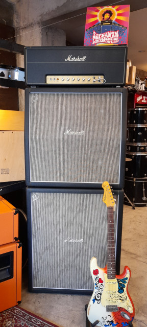 Marshall Plexi Jimi Hendrix Limited Edition