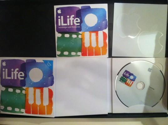 iLife 11 Family Pack (4 licencias) para Mac (Garage Band, iPhoto e iMovie 11)