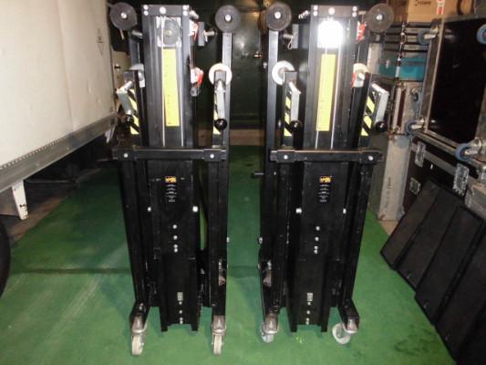 Torres elevadoras VMB TL-A300