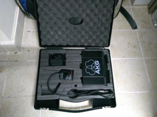 Inalámbrico AKG SR40 FLEXX