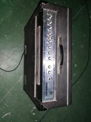 Amplificador Vingage Farfisa TR70