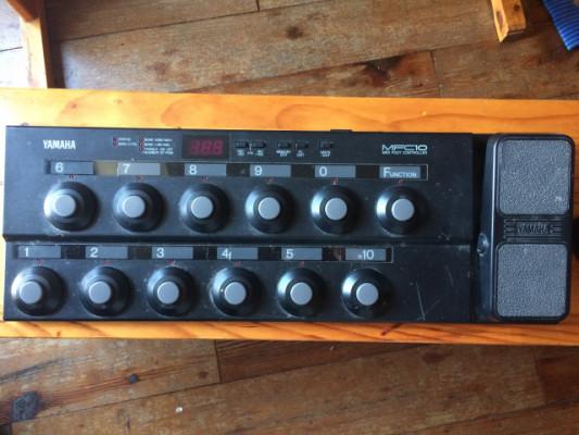 Controlador MIDI Yamaha MFC10 Cambio