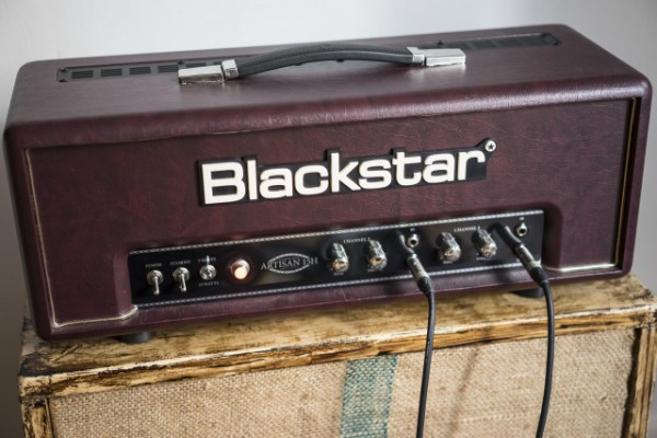 Blackstar Artisan 15H muy mejorado REBAJA LOCA
