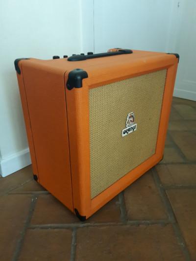 Amplificador orange made in england
