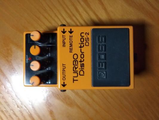 Boss ds2 pedal distorsión