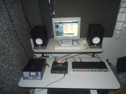 Home studio COMPLETO