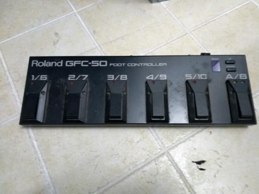 Pedalera Midi ROLAND GFC - 50