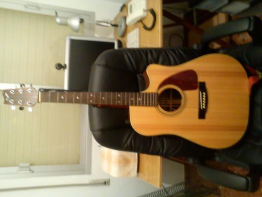 Electroacustica Fender FE-230CE