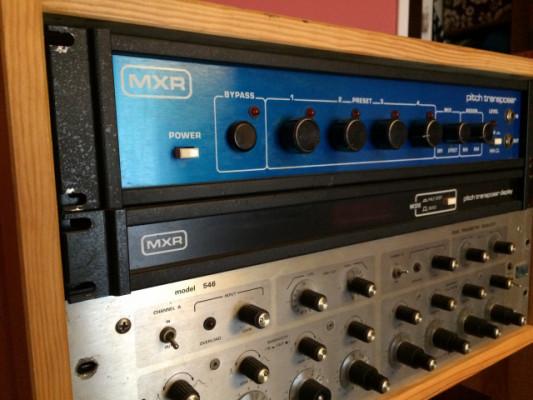 MXR Pitch Transposer