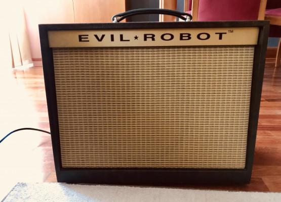 EVIL ROBOT - 18W Ampli de Boutique Handwired  punto a punto -12kg