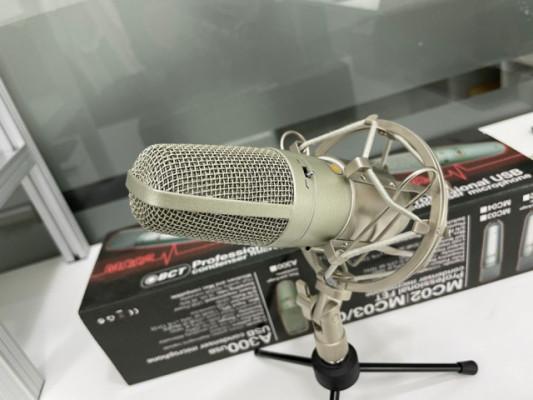 Micrófono Condensador USB BCT A300