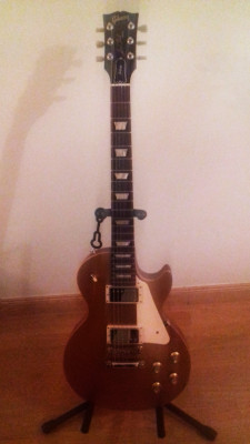 Gibson Les Paul Tribute T 2017 SGT Satin Gold