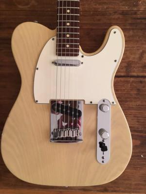 Fender Telecaster cunston Shop clasic