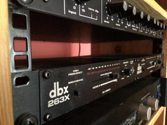 DBX 263X (pair)