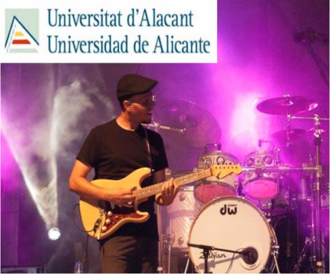 Taller de Guitarra Contemporánea Universidad de Alicante